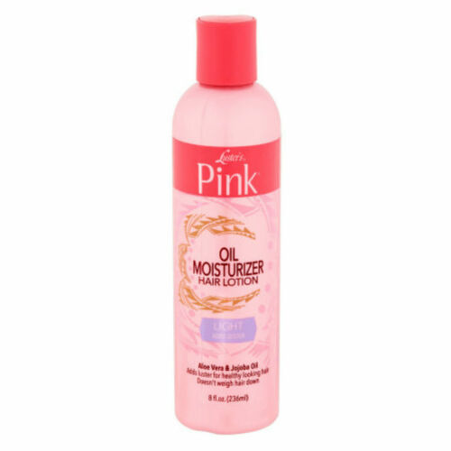 Luster's Pink Light Oil Moisturizer Hair Lotion (8 oz.)