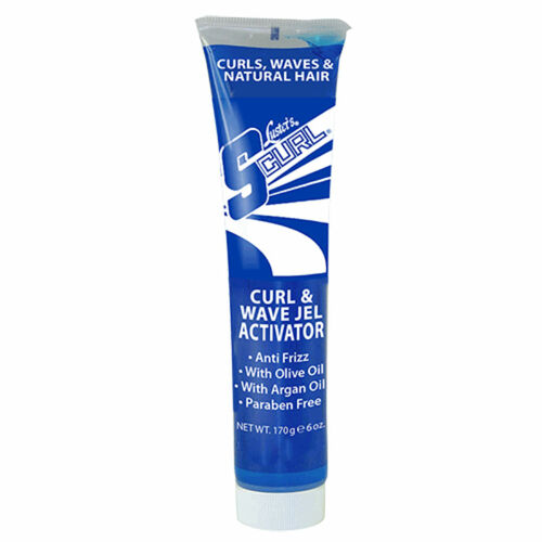 Luster's SCurl Curl & Wave Jel Activator (6 oz.)