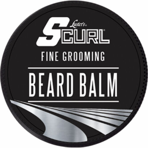 Luster's SCurl Beard Balm (3.5 oz.)