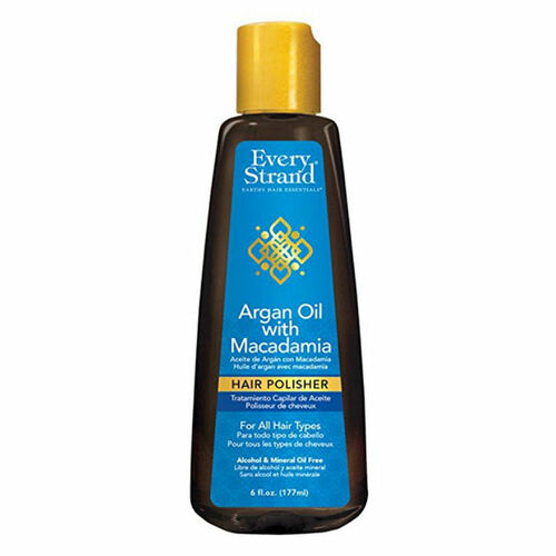 Every Strand Argan Oil with Macadamia Hair Polisher (6 oz.)