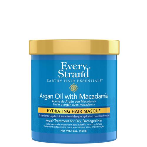 Every Strand Argan Oil with Macadamia Hydrating Hair Masque (15 oz.)