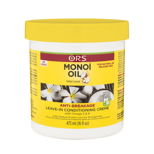ORS Monoi Oil Anti-Breakage Leave-In Conditioning Creme (16 oz.)