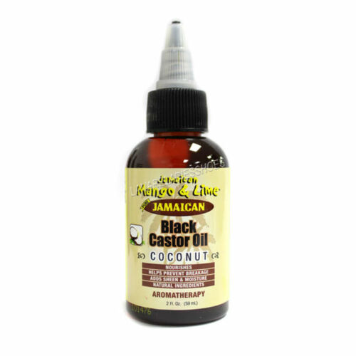 Jamaican Mango & Lime Jamaican Black Castor Oil Coconut (2 oz.)