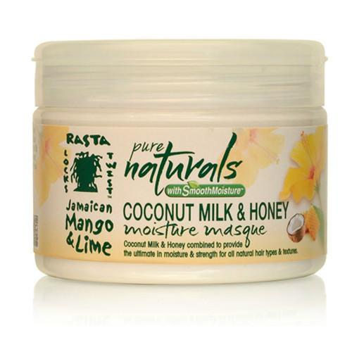Jamaican Mango & Lime Pure Naturals Coconut Milk & Honey Moisture Masque (12 oz.)