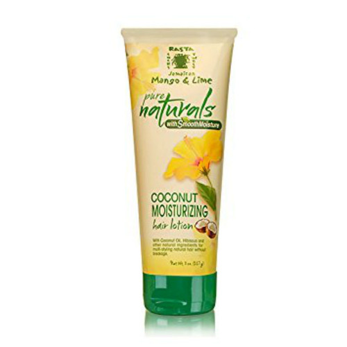 Jamaican Mango & Lime Pure Naturals Coconut Moisturization Hair Lotion (8 oz.)