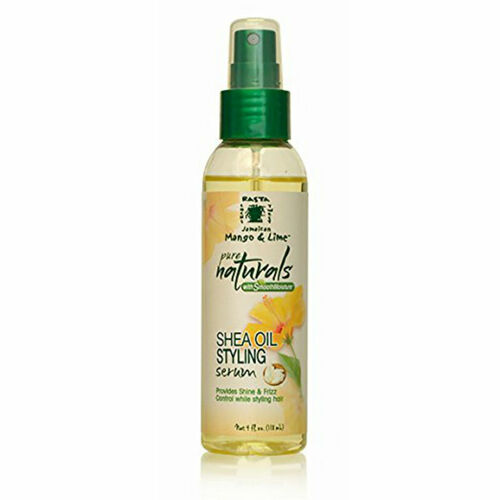 Jamaican Mango & Lime Pure Naturals Shea Oil Styling Serum (4 oz.)