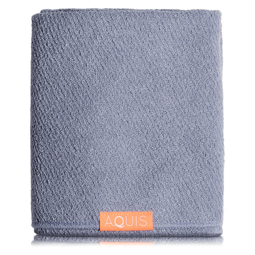 AQUIS Hair Towel Lisse Luxe - Cloud Berry