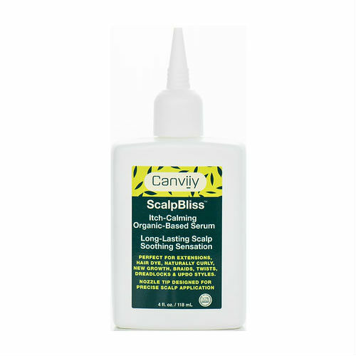 Canviiy ScalpBliss Itch-Calming Organic-Based Serum (4 oz.)