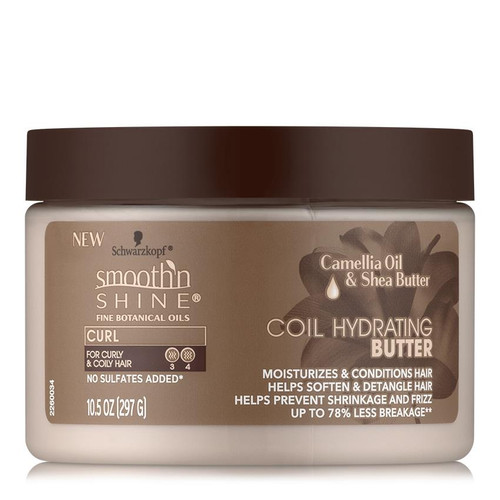 Smooth 'n Shine Coil Hydrating Butter (10.5 oz.)