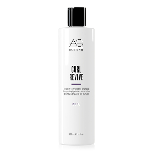 AG Hair Curl Revive Sulfate-Free Hydrating Shampoo (10 oz.)