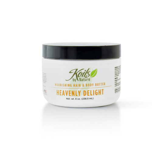 Koils by Nature Heavenly Delight Nourishing Hair and Body Butter (8 oz.)