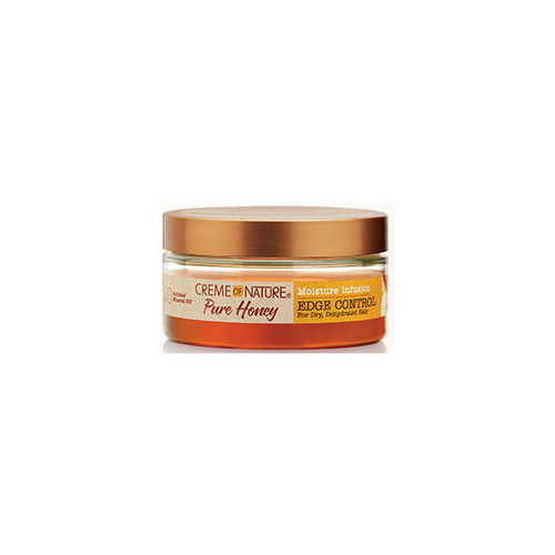 Creme of Nature Pure Honey Moisture Infusion Edge Control (2.25 oz.)