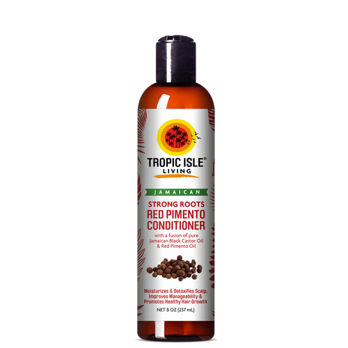 Tropic Isle Living Jamaican Strong Roots Red Pimento Conditioner (8 oz.)