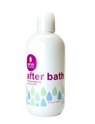 Oyin Handmade After Bath~Luxurious Blended Body Oil
