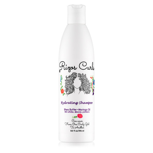 Rizos Curls Hydrating Shampoo (10 oz)