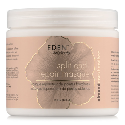 EDEN BodyWorks Almond Marshmallow Split End Repair Masque (16 oz.)