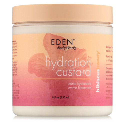 EDEN BodyWorks Hibiscus Honey Hydration Custard (8 oz.)