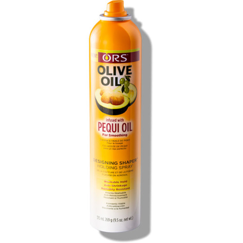 ORS Olive Oil with Pequi Oil Designing Shaper Holding  Spray (9.5 oz.)