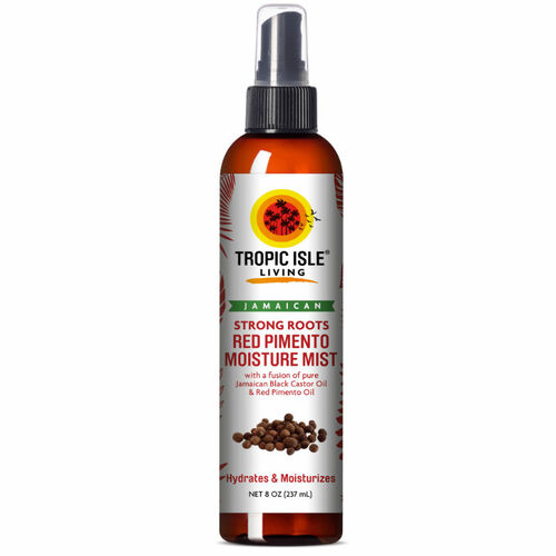 Tropic Isle Living Jamaican Strong Roots Red Pimento Moisture Mist (8 oz.)