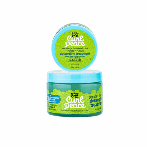Just For Me Curl Peace Tender Head Detangling Treatment (12 oz.)