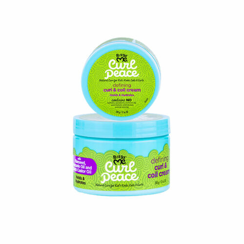 Just For Me Curl Peace Defining Curl & Coil Cream (12 oz.)