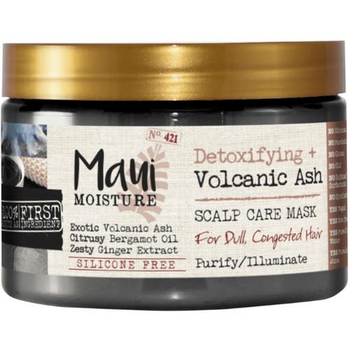 Maui Moisture Detoxifying + Volcanic Ash Scalp Care Mask (12 oz.)
