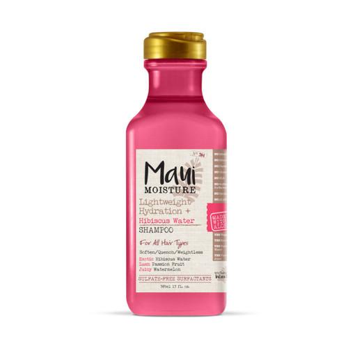 Maui Moisture Lightweight Hydration + Hibiscus Water Shampoo (13 oz.)