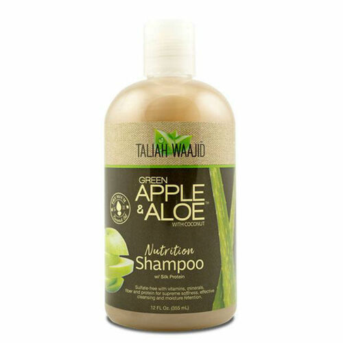 Taliah Waajid Green Apple And Aloe Nutrition Shampoo (12 oz.)