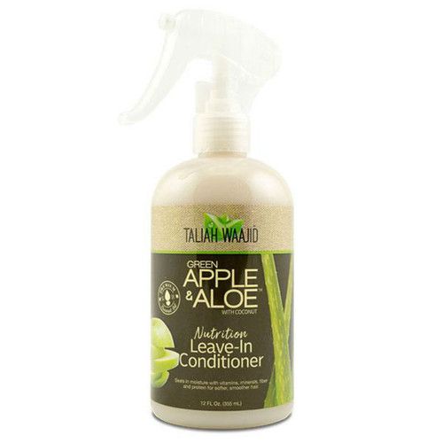 Taliah Waajid Green Apple & Aloe Nutrition Leave-In Conditioner (12 oz.)