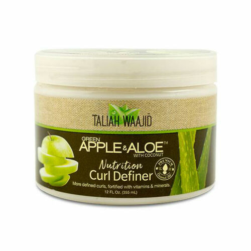 Taliah Waajid Green Apple & Aloe Nutrition Curl Definer (12 oz.)