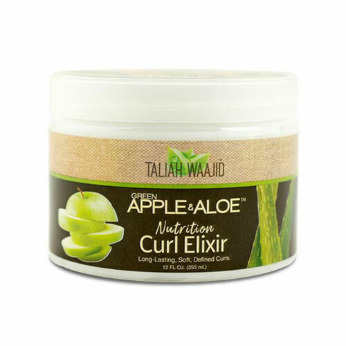 Taliah Waajid Green Apple & Aloe Nutrition Curl Elixir (12 oz.)