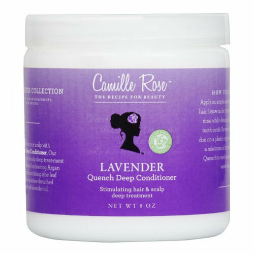 Camille Rose Naturals Lavender Quench Deep Conditioner ( 8 oz.)