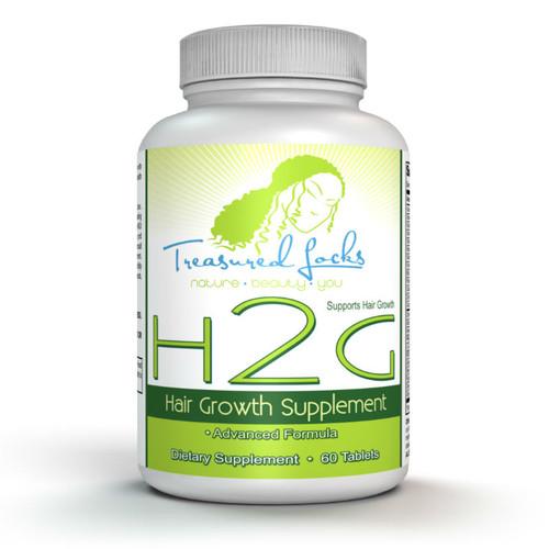 Treasured Locks H2G Hair Growth Supplement (60 ct.)
