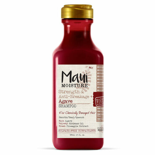 Maui Moisture Strength & Anti-Breakage + Agave Shampoo (13 oz.)