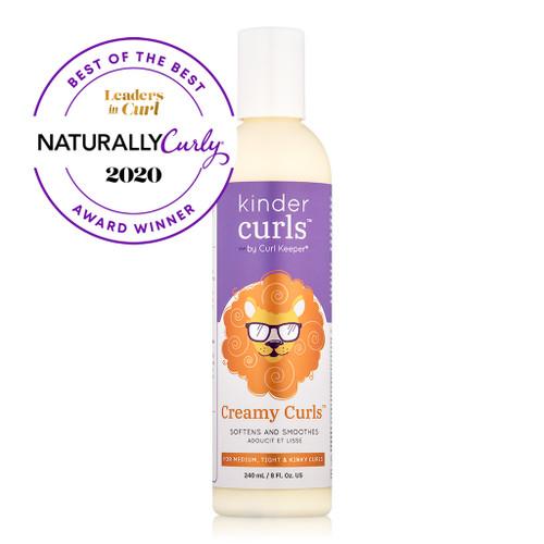 Kinder Curls Creamy Curls Hair Moisturizer (8 oz.)