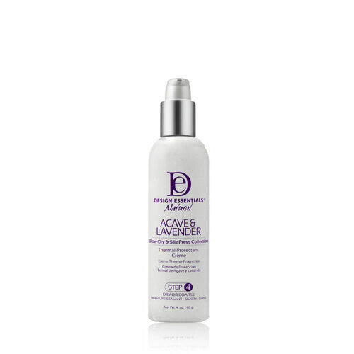 Design Essentials Agave & Lavender Thermal Protection Creme (4 oz.)