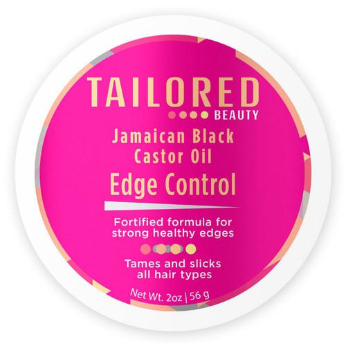 Tailored Beauty Jamaican Black Castor Oil Edge Control (2 oz.)