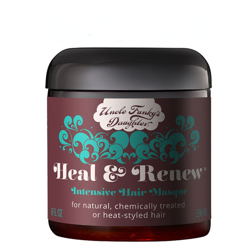 Uncle Funky's Daughter Heal & Renew Intensive Hair Masque (8 oz.)
