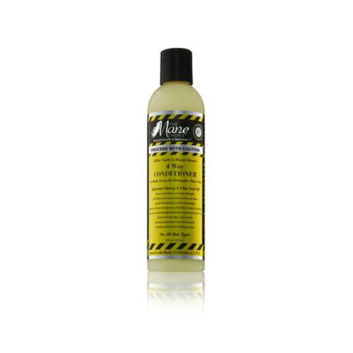 The Mane Choice Proceed With Caution Killer Curls & Brutal Bounce 4 Way Conditioner (8 oz.)