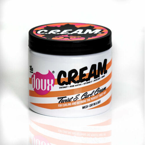 The Doux C.R.E.A.M. Twist & Curl Cream (8 oz.)