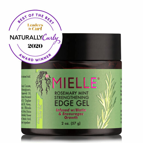 Mielle Organics Rosemary Mint Strengthening Edge Gel (2 oz.)