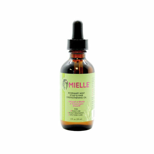 Mielle Organics Rosemary Mint Scalp & Hair Strengthening Oil (2 oz.)
