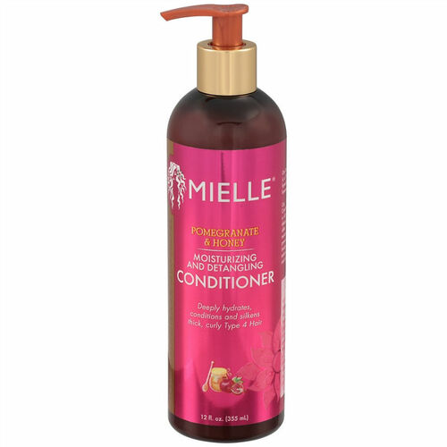 Mielle Organics Pomegranate & Honey Moisturizing and Detangling Conditioner (12 oz.)