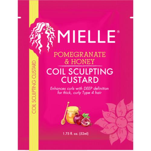 Mielle Organics Pomegranate & Honey Coil Sculpting Custard Packette (1.75 oz.)