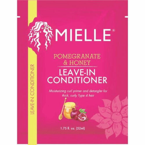 Mielle Organics Pomegranate & Honey Leave-In Conditioner Packette (1.75 oz.)