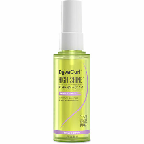 DevaCurl High Shine Multi-Benefit Oil (1.7 oz.)