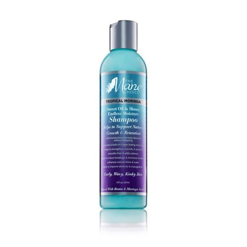 The Mane Choice Tropical Moringa Sweet Oil & Honey Endless Moisture Shampoo (8 oz.)