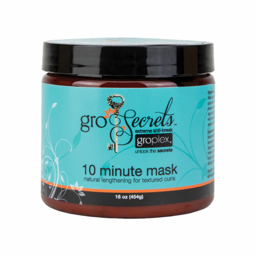 groSecrets 10 Minute Mask (16 oz.)