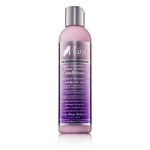 The Mane Choice Pink Lemonade & Coconut Super Antioxidant & Texture Beautifier Conditioner (8 oz.)