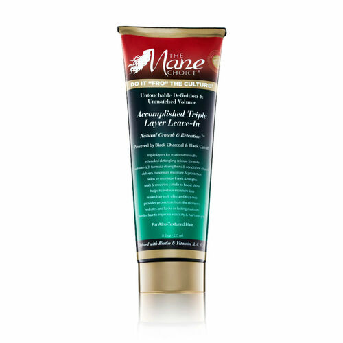 """The Mane Choice Do It """"FRO"""" The Culture Accomplished Triple Layer Leave-In  (8 oz.)"""